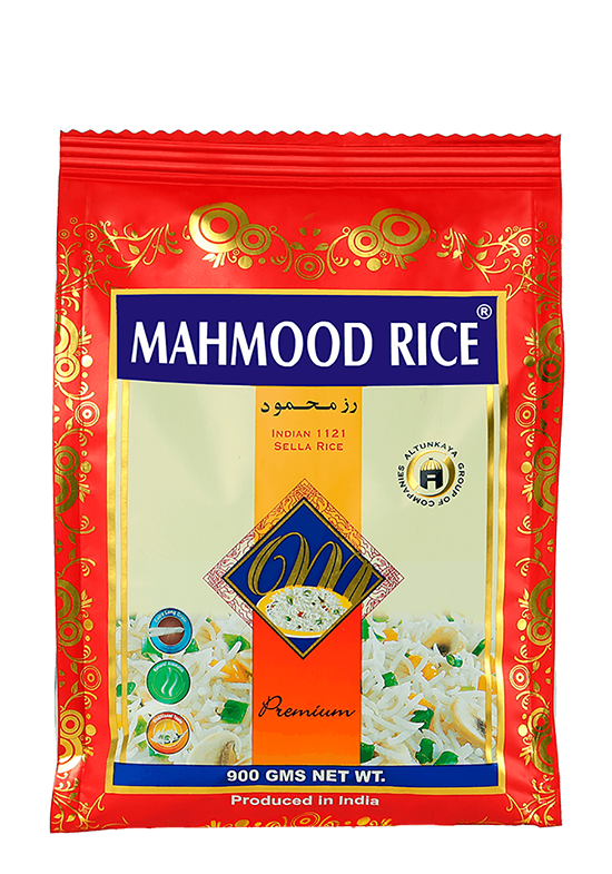 Mahmood Rice